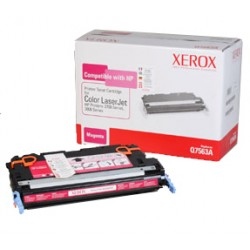 Xerox - Cartucho de tóner magenta. Equivalente a HP Q7563A. Compatible con HP Colour LaserJet 2700, Colour LaserJet