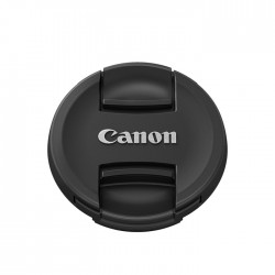 Canon - E-58 II 58mm Negro tapa de lente