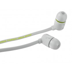 Trust - duga in-ear headphone Blanco Intraaural Dentro de oído auricular
