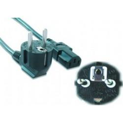 Gembird - PC-186-VDE 1.8m Negro cable de transmisión