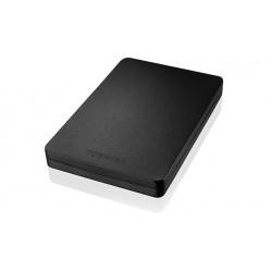 Toshiba - Canvio Alu 1000GB Negro disco duro externo