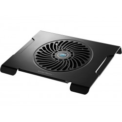 """Cooler Master - NotePal CMC3 15"""" Negro almohadilla fría"""