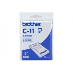 Brother - C-11 papel térmico A7