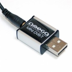 Omega - OUDT3 DVB-T USB sintonizador de TV