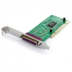 StarTech.com - Adaptador Tarjeta PCI Paralelo de 1 Puerto DB25 IEEE1284 - SPP EPP ECP y BPP
