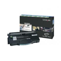 Lexmark - 12016SE Laser cartridge 2000páginas Negro tóner y cartucho láser