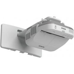 Epson - EB-575W Proyector para escritorio 2700lúmenes ANSI 3LCD WXGA (1280x800) Blanco videoproyector