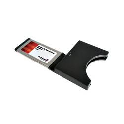 StarTech.com - Tarjeta Adaptador ExpressCard /34 34mm a PC Card PCMCIA Cardbus tarjeta y adaptador de interfaz