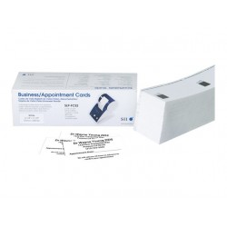 Seiko Instruments - SLP-FCS2 tarjeta de visita
