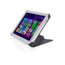 """Toshiba - PX1874E-1NCA funda para tablet 20,3 cm (8"""") Folio Negro"""