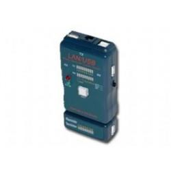 Cablexpert - NCT-2 Negro comprobador de cables de red