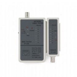Cablexpert - NCT-1 Blanco comprobador de cables de red