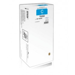 Epson - Unidad de suministro de tinta T8392 cyan XL