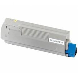 OKI - 43324408 Laser cartridge 6000páginas Negro tóner y cartucho láser