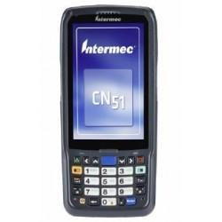 """Intermec - CN51 ordenador móvil industrial 10.2 cm (4"""") 480 x 800 pixels Pantalla táctil 350 g Black - 10063490"""