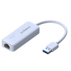 Edimax - EU-4306 hub de interfaz 5000 Mbit/s Blanco