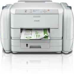 Epson - PRO WF-R5190DTW Color 4800 x 1200DPI A4 Wifi Color blanco impresora de inyección de tinta