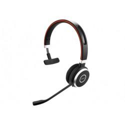 Jabra - Evolve 65 UC Mono Auriculares Diadema Negro