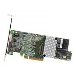 Intel - RS3DC040 controlado RAID PCI Express x8 3.0 12 Gbit/s