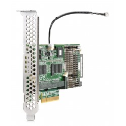 Hewlett Packard Enterprise - Smart Array P440/4GB FBWC 12Gb 1-port Int SAS PCI Express x8 3.0 12Gbit/s controlado R
