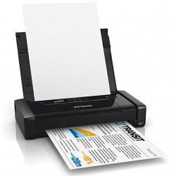 Epson - Workforce WF-100W Color 5760 x 1440DPI A4 Wifi Negro impresora de inyección de tinta
