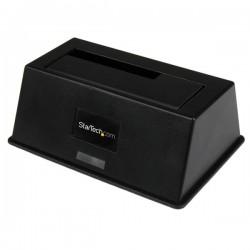 StarTech.com - Estación de Acoplamiento USB 3.0 UASP eSATA para Conexión de Disco Duro SSD SATA III - Docking Stati