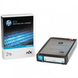 Hewlett Packard Enterprise - RDX 2TB 2000 GB