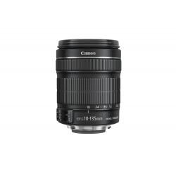 Canon - EF-S 18-135mm f/3.5-5.6 IS STM SLR Objetivo estándar Negro