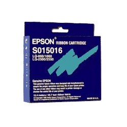 Epson - Cartucho negro SIDM para LQ-670/680/pro/860/1060/25xx (C13S015262)