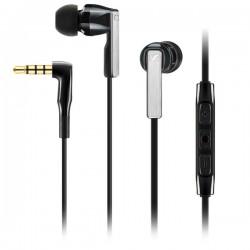 Sennheiser - CX 5.00G Dentro de oído Binaural Alámbrico Negro auriculares para móvil