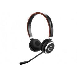 Jabra - Evolve 65 UC Stereo Auriculares Diadema Negro - 6599-829-409