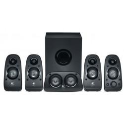 Logitech - Z506 conjunto de altavoces 5.1 channels 75 W Black