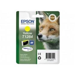 Epson - Singlepack Yellow T1284 DURABrite Ultra Ink - 149032