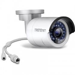Trendnet - TV-IP320PI Cámara de seguridad IP Exterior Bala Blanco cámara de vigilancia
