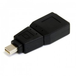 StarTech.com - Adaptador Conversor Mini DisplayPort a DisplayPort - Mini DP Macho - DP Hembra