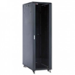 WP - WPN-RNA-22606-BS estante Rack o bastidor independiente 22U Negro