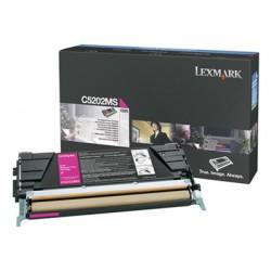 Lexmark - C5202MS Laser cartridge 1500páginas magenta tóner y cartucho láser