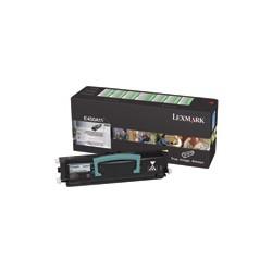 Lexmark - E450 Cartucho de tóner 6000páginas Negro