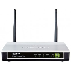 TP-LINK - TL-WA801ND punto de acceso WLAN 300 Mbit/s Energía sobre Ethernet (PoE)