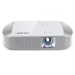 Acer - K137i videoproyector 700 lúmenes ANSI DLP WXGA (1280x800) Proyector portátil Plata