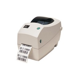 Zebra - TLP 2824 Plus impresora de etiquetas Transferencia térmica 203 x 203 DPI Alámbrico