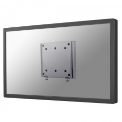 "Newstar - FPMA-W25 soporte de pared para pantalla plana 76,2 cm (30"") Plata"