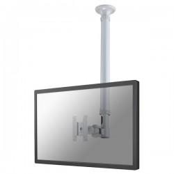 "Newstar - FPMA-C100SILVER 30"" Plata soporte de techo para pantalla plana"