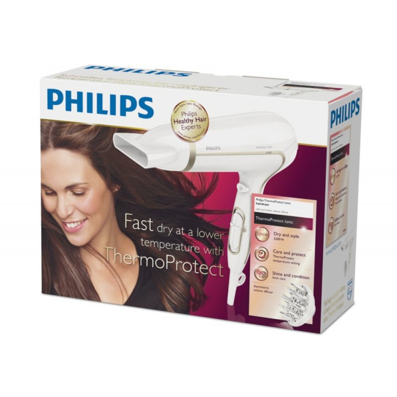 Philips - ThermoProtect Ionic Secador HP8232 00 - Informática y ... dbc95248598f