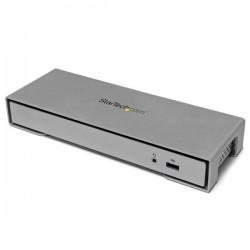 StarTech.com - Replicador de Puertos Thunderbolt 2 con Vídeo HDMI o Mini DisplayPort,Puerto USB de Carga Rápida, Au