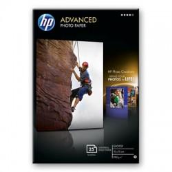 HP - Q8691A papel fotográfico Blanco Brillo