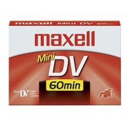Maxell - DVC-60 cinta de sonido y vídeo