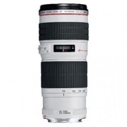 Canon - EF 70-200mm f/4.0L USM SLR Teleobjetivo zoom Blanco