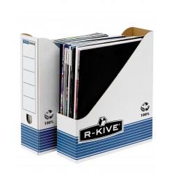 Fellowes - 0026301 archivador organizador Azul, Blanco