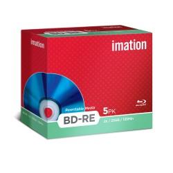 Imation - 5 x BD-RE 25GB